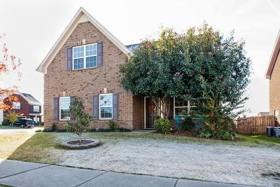 Spring Hill Single Family Home For Sale: 4096 Locerbie Cir
