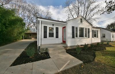 Rutherford County Single Family Home Under Contract - Showing: 427 Hawkins Ave