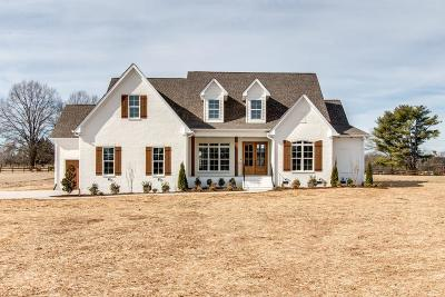 Sumner County Single Family Home For Sale: 414 Douglas Bend Rd
