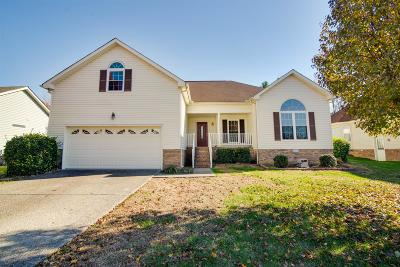 Sumner County Single Family Home For Sale: 157 Royal Ct