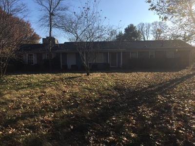 Sumner County Single Family Home For Sale: 159 Gibbs Ln