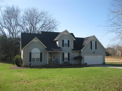 Lewisburg Single Family Home For Sale: 4056 Lunns Store Rd