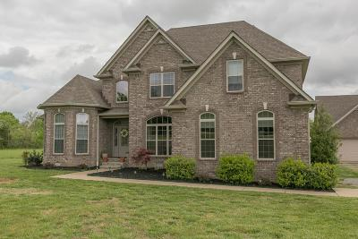 Wilson County Single Family Home For Sale: 4703 Alsup Mill Rd