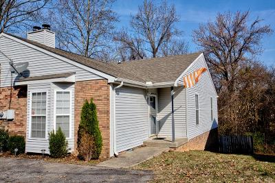 Nashville Single Family Home For Sale: 1116 Cabana Dr