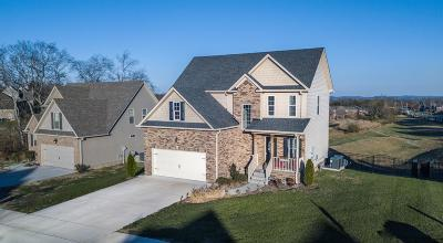 Wilson County Single Family Home For Sale: 705 Asbury Hawn Dr