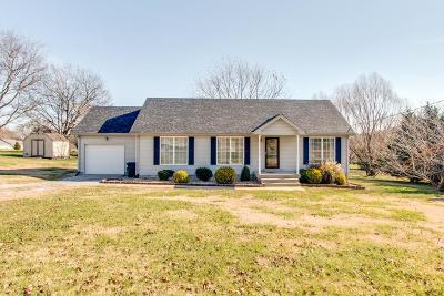 Watertown TN Single Family Home Under Contract - Showing: $194,900