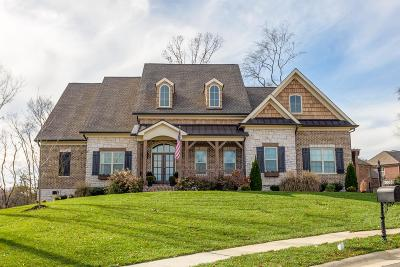 Williamson County Single Family Home For Sale: 2005 Claret Ct