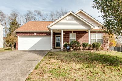 Wilson County Single Family Home For Sale: 1691 Eagle Trace Dr