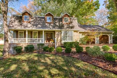 Sumner County Single Family Home For Sale: 148 Nathan Forest Dr