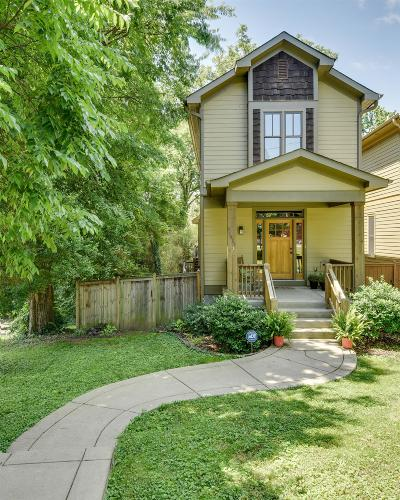 Green Hills Single Family Home Under Contract - Showing: 2925 B Sharon Hill Circle