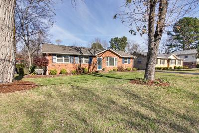 Davidson County Single Family Home For Sale: 8031 Sawyer Brown Rd