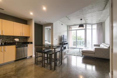 Nashville Condo/Townhouse For Sale: 600 12th Ave S. #310 #310