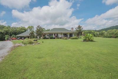 Auburntown Single Family Home For Sale: 250 Gatemouth Ln
