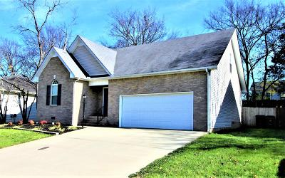Single Family Home For Sale: 1781 North Cv