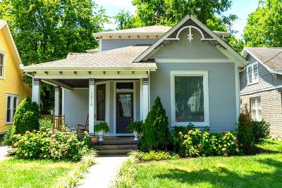 East Nashville Single Family Home Under Contract - Showing: 1016 Delmas Ave