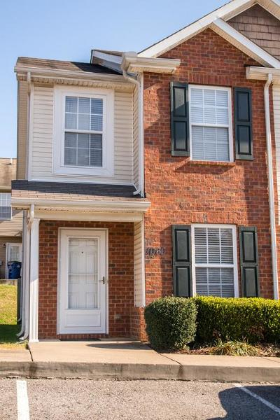 Rutherford County Condo/Townhouse For Sale: 1060 Arlene Dr