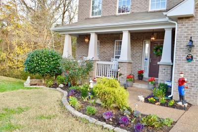 Davidson County Single Family Home For Sale: 1209 Brentwood Highlands Dr