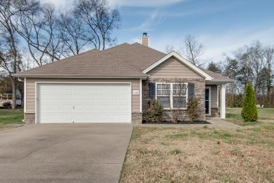Single Family Home Under Contract - Showing: 5448 Middlebury Dr