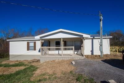 Smithville TN Single Family Home For Sale: $65,000