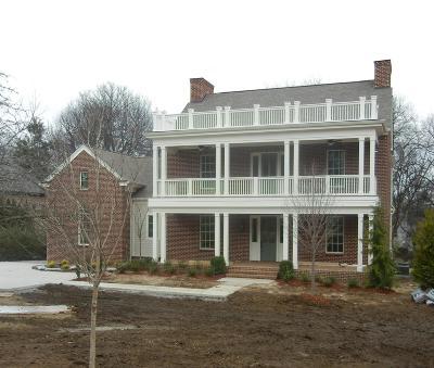 Green Hills Single Family Home For Sale: 3506 Amanda Avenue