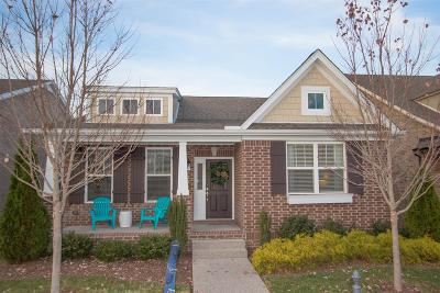 Franklin Single Family Home For Sale: 320 Caysens Square Ln