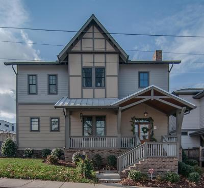 Single Family Home For Sale: 2103 11th Ave S