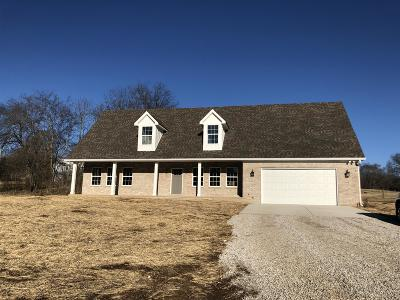 Columbia Single Family Home For Sale: 2107 Double Branch Rd