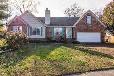 Franklin Single Family Home For Sale: 309 Widogen Ct