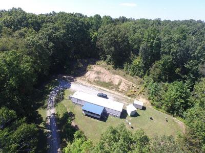 Hurricane Mills Single Family Home Under Contract - Showing: 940 Stewart Branch Rd