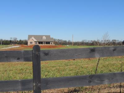 Spring Hill Single Family Home For Sale: 4011 Kelley Farris Rd