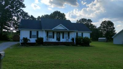 Marshall County Single Family Home Under Contract - Showing: 220 Trey Dr