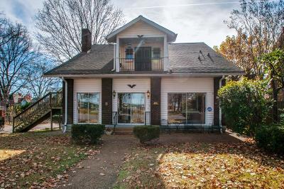 Sylvan Park Single Family Home For Sale: 4701 Park Ave