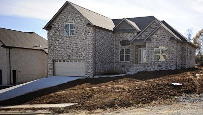 Smyrna Single Family Home Under Contract - Showing: 713 Burgundy Dr