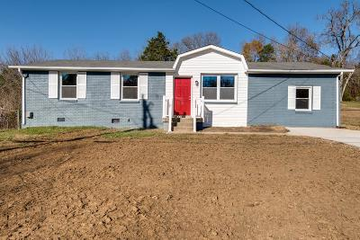 Hendersonville Single Family Home Under Contract - Showing: 119 N Valley Rd
