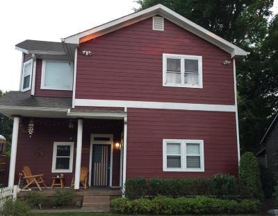 Nashville Single Family Home For Sale: 5505 California Ave