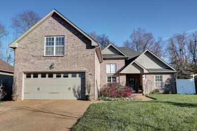 White House Single Family Home For Sale: 312 Sheffield Dr