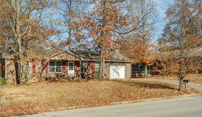 Clarksville Single Family Home Under Contract - Showing: 205 Mill Creek Rd