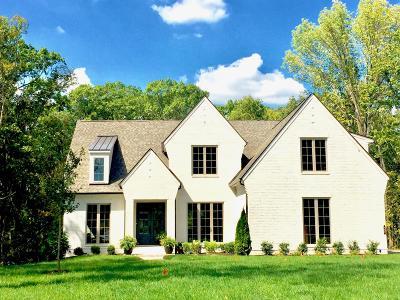 Nolensville Single Family Home For Sale: 2642 Sanford Road Lot 49