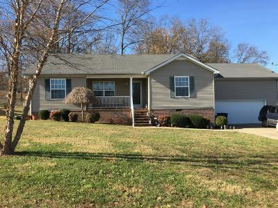Shelbyville Single Family Home Under Contract - Showing: 76 Providence Rd