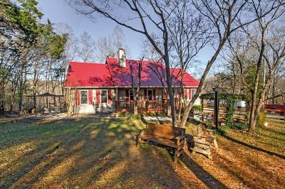 Burns TN Single Family Home For Sale: $339,000