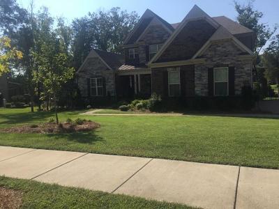 Williamson County Single Family Home For Sale: 2193 Capistrano Way