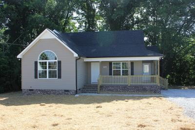 Marshall County Single Family Home Under Contract - Showing: 520 Bristol Run