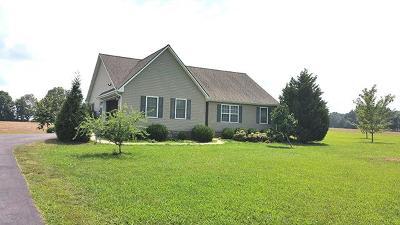 Paris Single Family Home For Sale: 252 Dixie Village Ln