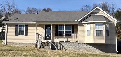 Shelbyville Single Family Home For Sale: 101 Michael Ln