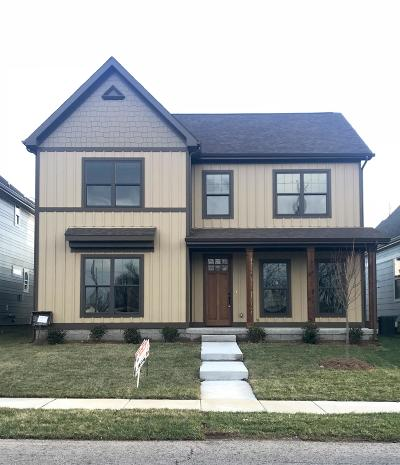 Old Hickory Single Family Home Under Contract - Showing: 1203 Donelson Ave. (Lot 2)