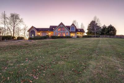 Williamson County Single Family Home For Sale: 6841 Fuller Rd