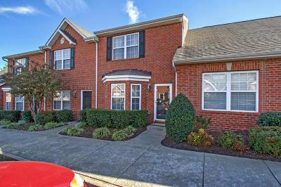 Franklin Condo/Townhouse Under Contract - Showing: 1101 Downs Boulevard #133 #133