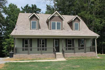 Marshall County Single Family Home Under Contract - Showing: 640 Bristol Run