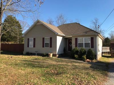 Marshall County Single Family Home Under Contract - Showing: 1000 Sumerset Cir
