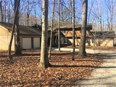 Sewanee Single Family Home For Sale: 21 Mont Parnasse Blvd